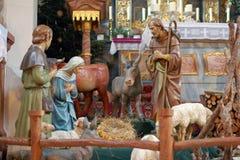 Naivity Scene Royalty Free Stock Photography