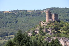 Najac Royalty Free Stock Photography