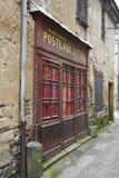 Najac, Frankreich Lizenzfreies Stockbild