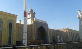 Najaf Sherine Hazrat Ali α s Ιράκ Στοκ Φωτογραφίες
