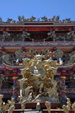 Najasaataichue Chinese tempel stock foto