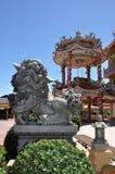 Najasaataichue Chinese tempel royalty-vrije stock foto