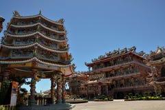 Najasaataichue Chinese tempel stock fotografie