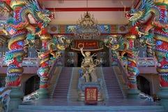 Najasaataichue kinestempel Royaltyfri Bild