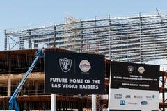 Najeźdźcy praktyki nowa łatwość Najeźdźcy zaczynają sztukę w Las Vegas w 2020 II fotografia stock