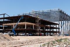 Najeźdźcy praktyki nowa łatwość Najeźdźcy zaczynają sztukę w Las Vegas w 2020 III zdjęcie stock