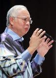 Najib Razak Στοκ Εικόνα
