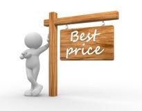 najlepsza cena Zdjęcie Stock