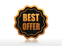 Najlepsza oferta Obraz Stock
