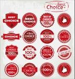 najlepsze wyborowe ikony ustawiający wektor Zdjęcia Stock