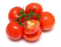 najlepszy 4 pomidora Obraz Royalty Free