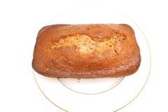 najlepszy chleb bananowy cały Zdjęcie Royalty Free