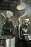 Najlepszy fachowa kawowa prażak maszyna dla piec kawowego b zdjęcia royalty free