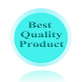 Najlepszy ilość produktu ikony lub symbolu wizerunku pojęcia projekt z bu Fotografia Royalty Free