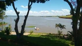 Najlepszy jezioro zdjęcie royalty free
