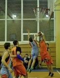 najlepszy koszykówka Zdjęcie Stock