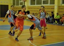 najlepszy koszykówka Obraz Stock