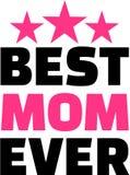 Najlepszy mama Kiedykolwiek ilustracji