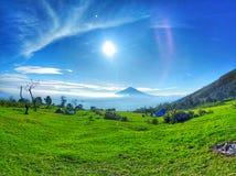 NAJLEPSZY natura INDONEZJA obraz stock
