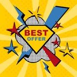Najlepszy oferta majcher Fotografia Royalty Free