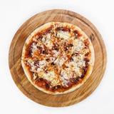Najlepszy pizza włocha jedzenie fotografia stock