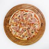 Najlepszy pizza włocha jedzenie fotografia royalty free