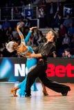 NAJLEPSZY tancerze ŚWIAT taniec mistrzostwo TANÓW mistrzowie fotografia stock