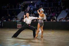 NAJLEPSZY tancerze ŚWIAT taniec mistrzostwo TANÓW mistrzowie obraz royalty free