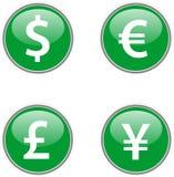 Najlepszy waluta Obrazy Stock