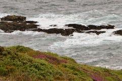 najlepszy widok na ocean atlantycki zdjęcia stock