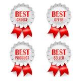 Najlepszy wybór nagrody Zdjęcia Stock