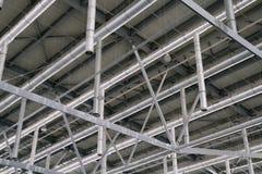 Architektoniczny styl techniczna awangarda Obrazy Stock