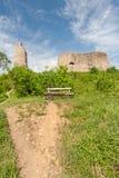 najstarsza ruina Zdjęcie Royalty Free