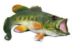 największy bass usta Fotografia Stock