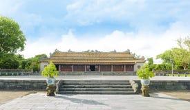 Najwyższy harmonia pałac przy cytadelą odcień Fotografia Stock