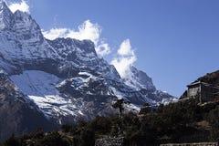 najwyższa góra Obraz Royalty Free