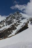 najwyższego szczytu Fotografia Royalty Free