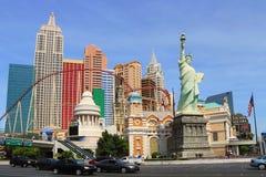 Nakładający kasyno w Las Vegas i, Nevada zdjęcia stock