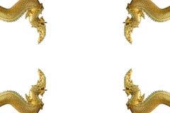 Naka Dragon Stock Afbeelding