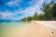 Naka Noi beautiful island in Phuket, Thailand Stock Image
