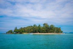 Naka Noi beautiful island in Phuket, Thailand Stock Photo