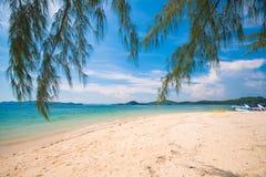 Naka Noi beautiful island in Phuket, Thailand Royalty Free Stock Photos