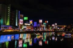 Naka river in Nagasaki