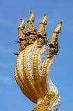 Naka in the sky Stock Image