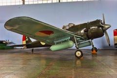 Nakajima KI-43 OSCAR Royalty Free Stock Photo