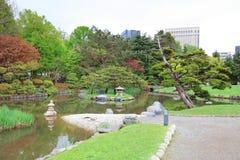 The Nakajima Park  at  Sapporo, hokkaido Japan Stock Photo