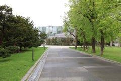 The Nakajima Park  at  Sapporo, hokkaido Japan Stock Photography