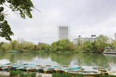The Nakajima Park  at  Sapporo, hokkaido Japan Stock Photos