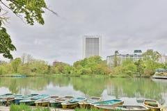 The Nakajima Park  at  Sapporo, hokkaido Japan Royalty Free Stock Photo