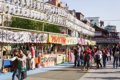 Nakamise dori, Asakusa, Tokyo, Japan Stock Photography